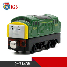 D261 CALLAS One Piece Diecast Metal Train Toy Thomas and Friends Megnetic Train The Tank Engine Toys For Children Kids Gifts(China)