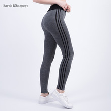 2017 Sport Leggings High Waist Sports Pants Gym Clothes Running Training Tights Women Sports Leggings Fitness Yoga Pants