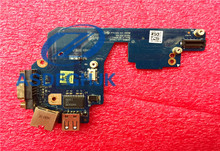 Original For DELL E5530 E5430 LS-7901P 4M3HJ 04M3HJ USB VGA board / USB Network Interface Board Original