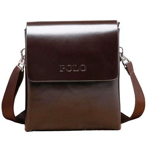 2016 New Mens Leather Bags  Fashion Brand Mens Messenger Bag Quality Small Travel Crossbody Handbag for Man XB113<br><br>Aliexpress