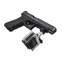 Mini Quick Release 20mm aluminum Picatinny Weaver Gun Rail Mount for GoPro Hero 1 2 3 3+ 4 5 Camera GP173