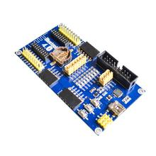 BLE4.0 Bluetooth NRF51822 Module 2.4G Wireless Communication Module Mother Board Expansion Development Board Kit(China)