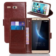 "GUCOON Vintage Wallet Case for Micromax Bolt Mega Q397 5.5"" PU Leather Retro Flip Cover Magnetic Fashion Cases Kickstand Strap(China)"