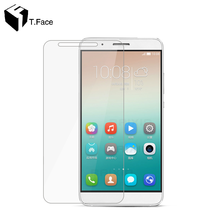 T.FaceTempered Glass Screen Protector For huawei Ascend P8 P9 Lite G9mini for honor 3 4 c 4x 6 6 plus 7 i protective Film Case(China)