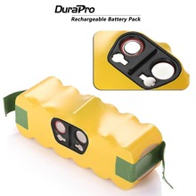 DuraPro 14.4V 3500mAh Ni-MH Battery for iRobot Vacuum Cleaner Roomba 500 530 540 550 560 570 580 600 610 700 760 770 780 800 R3