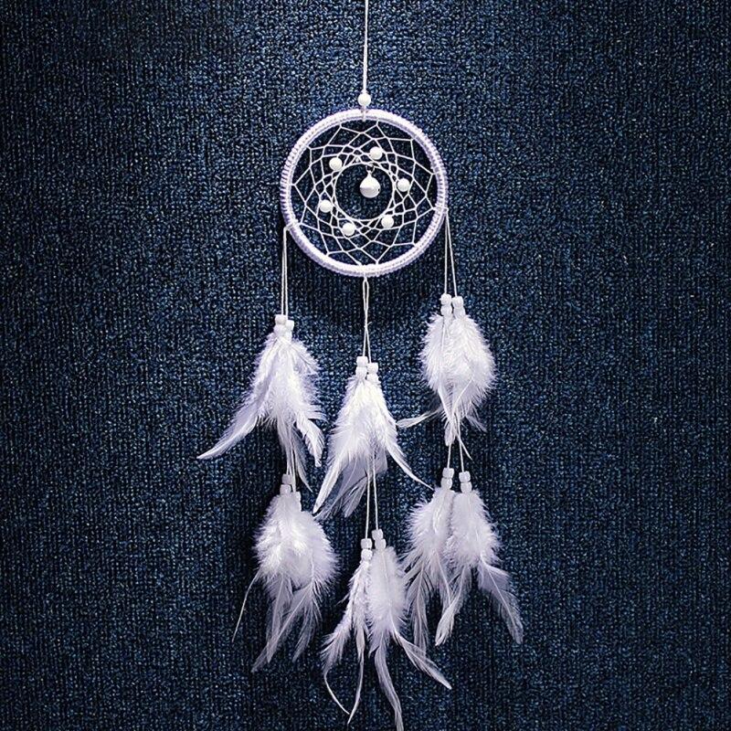 Attrape rêve licorne objet décoratif protection indienne cauchemars capteurs de rêve magique féerique culture amérindienne dreamcatcher décoration intérieur et mural cheval magie