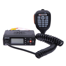 +Cable Hot Selling 25W Output Power Mini Mobile Radio BJ-218 VHF/UHF 136-174/400-470MHz Ham Radio for Car Bus Taxi