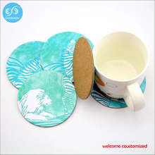Kitchen table decorated cardboard coasters / tea and coffee coaster / custom drink coaster only welcome customer design