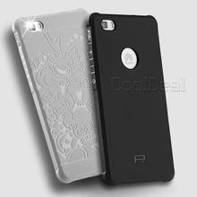"Ultra Thin Totally Protection Back Cover Case for Huawei Ascend P8 5.2"" Luxury Phone Cover for Huawei P8 Soft Silicone Cases H(China)"