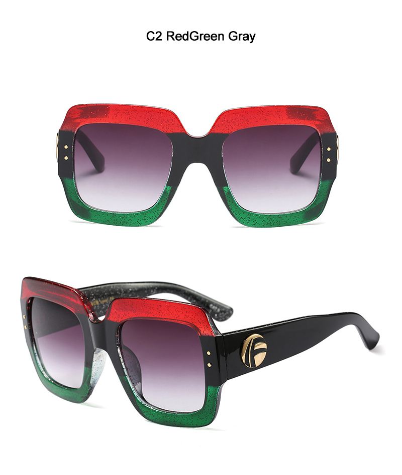 2018 News Square Sunglasses (16)