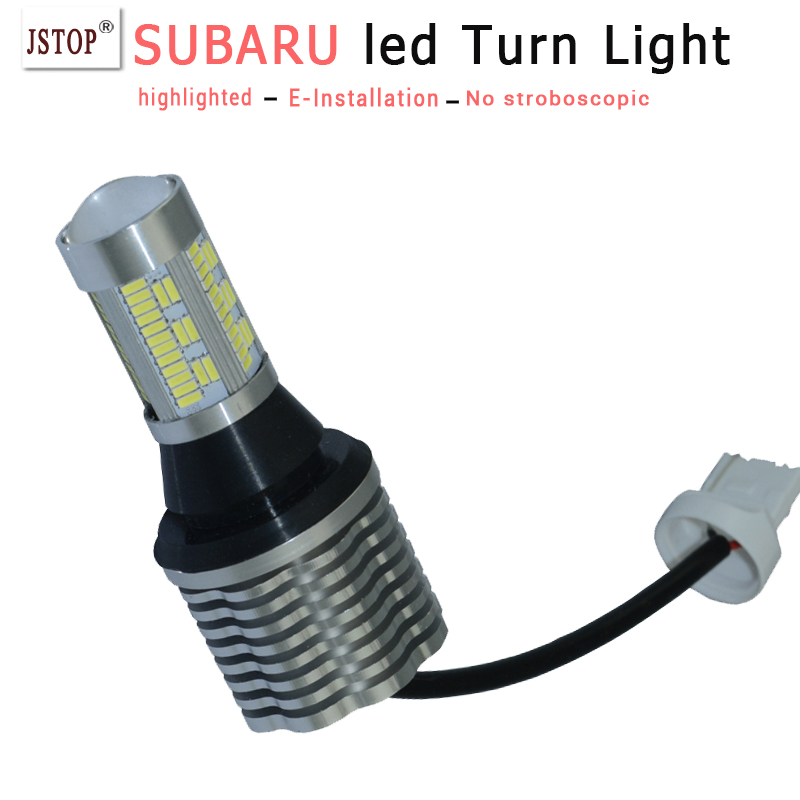 Outback P21W LED autoTurn Signals light car canbus T20 P21W Turn bulbs led 1156 12V BA15S exterior lights PY21W Lamps turn light<br><br>Aliexpress