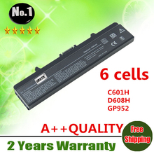 Wholesale New 6cells laptop battery FOR DELL Inspiron 1525 1526 1545 1546 J399N G555N 0F965N M911G X284G GP952  free shipping