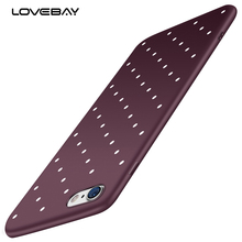 Buy Lovebay Ultra Thin Soft TPU Case iPhone 7 8 6 6s Plus Wine Red Wave Point Ploka Dots Phone Cases Back Cover iPhone X for $1.11 in AliExpress store