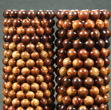 IB2214 Tibetan beads Red sandalwood willow prayer beads mala wholesale ,15mm 18mm 20mm