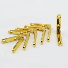 20 piece/lot Zinc alloy Side Rail Hinge Set for humidor boxes/ cigar Case -free shipping 30*30cm
