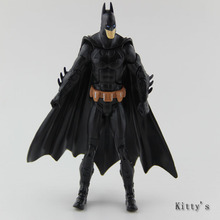 "Boys Favourite Toys Batman Action Figure Joint Moveable Various Pose Marvel Super Heroes Avengers Figure Kids Toy 7""18CM #020"