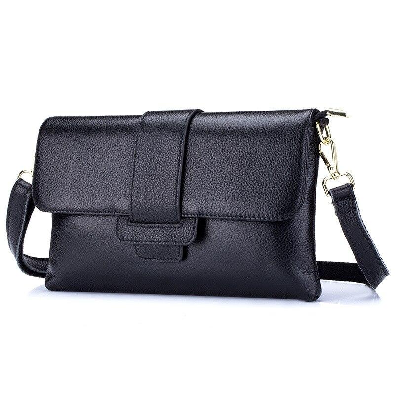 Famous Brand Genuine Leather Luxury Women Handbag Fashion Designer Ladies Shoulder Bag Tote cowhide Crossbody Messenger bag<br>