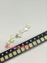 200PCS For LG LED Backlight 1210 3528 2835 1W 100LM Cool white LCD Backlight for TV TV Application warm/white(China)