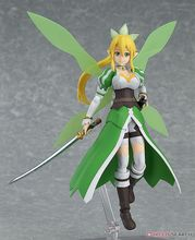 figma 314 Sword arts online Leafa Action Figure toys kids
