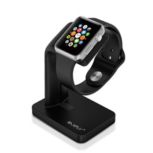 RAXFLY Simple ABS Charging Dock Stand Holder for iWatch Bracket for Apple Watch Charging Holder Stand Desk Mount
