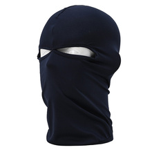 Fashion Motorcycle 2 Holes Neck Protect Balaclava Full Face Mask Colorful