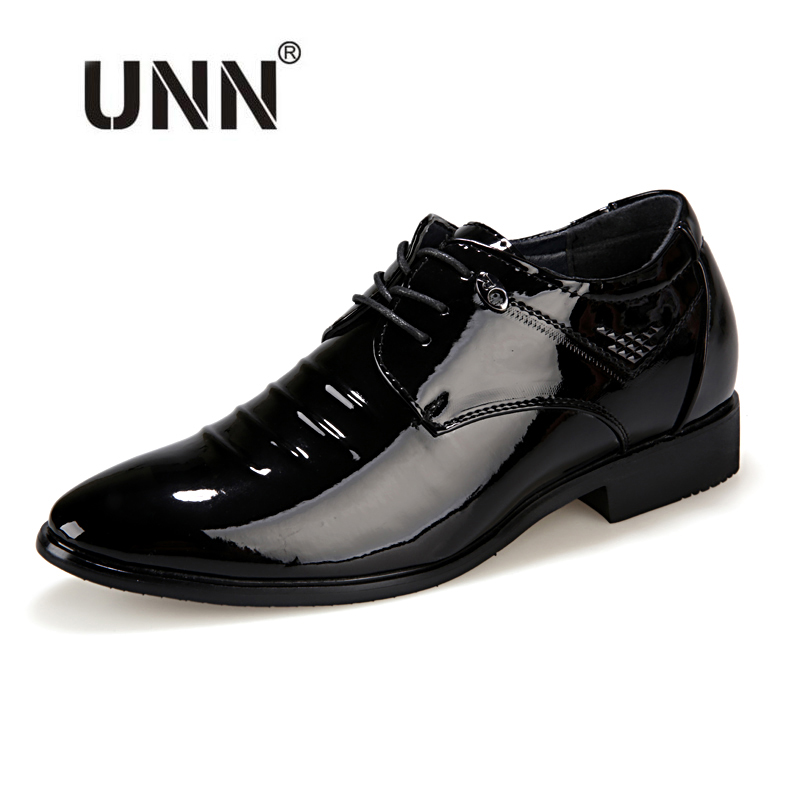 Elegant Male Classic Party Dress Shoes Lace Ups Small Size 6.5 7 Leather Vintage Business Shoe Formal Pointed Shining Meeting<br><br>Aliexpress