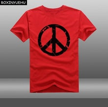 ROXINYUEHU Summer Metal Gear T Shirt Peace Walker Logo Printed  Metal Gear Solid Short Sleeve T-shirts Free Shipping  DT019