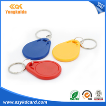 5000pcs/lot LF only read CET5200 125Khz RFID tag keys cards(China)