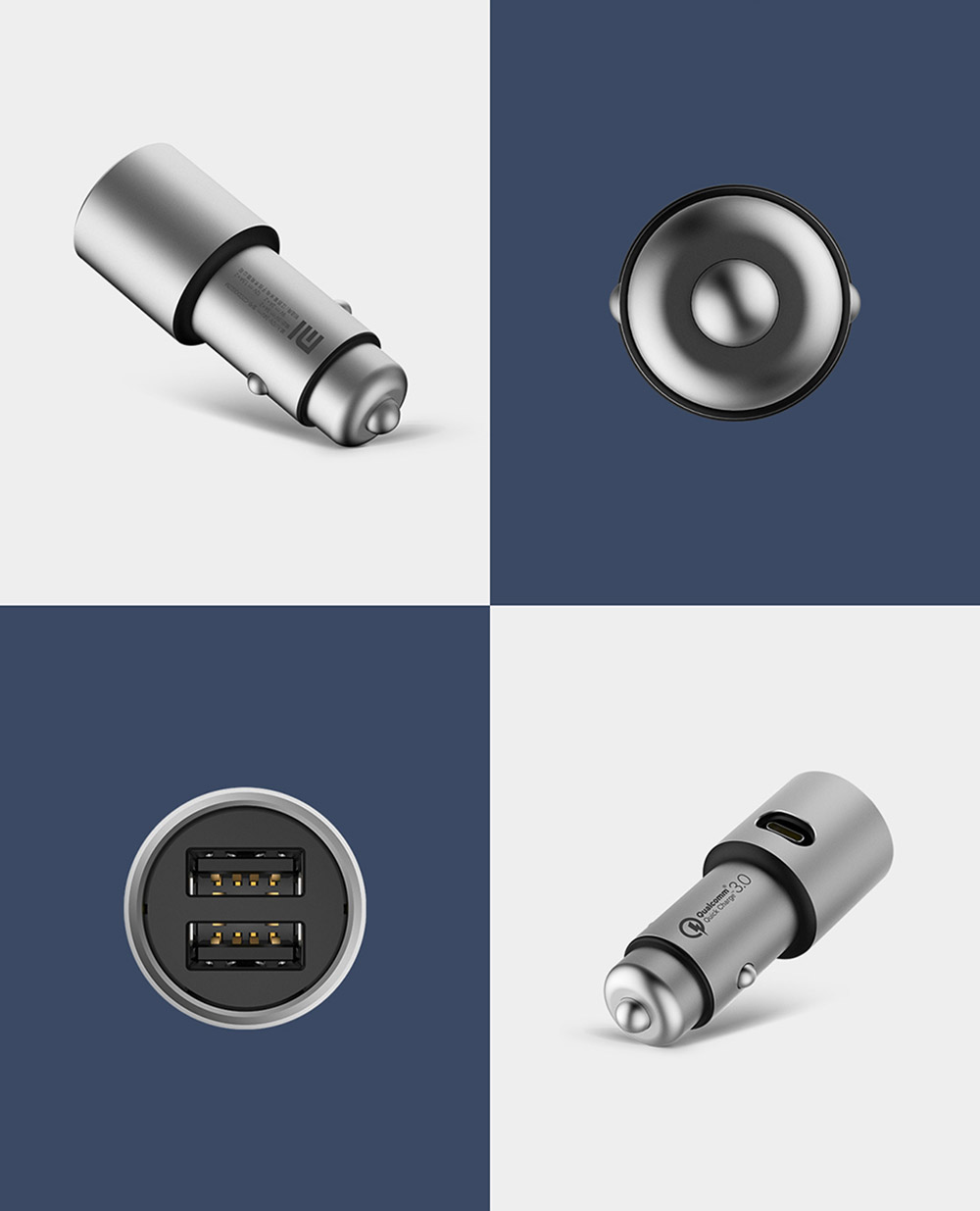 Xiaomi Car Charger QC3.0 Fast Version Extended Accessory (18)
