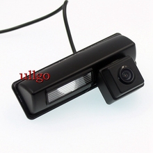 CCD Rearview Camera for Toyota Camry Reverse camera with HD Night Vision Waterproof Free shipping
