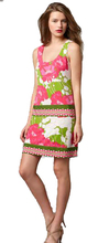 New 2014 Designer Luxury Brands Summer Women's Stunning Printed Sleeveless Stretch Jersey Silk Plus Size XXL Dress