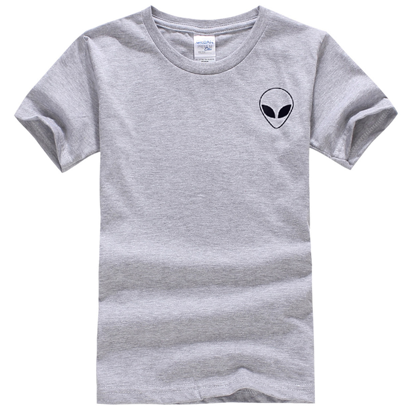 19 couleur S-XL Plaine T Shirt Femmes Coton Élastique De Base Chemises Casual Tops À Manches Courtes Harajuku Alien T-shirt Femme Vêtements 30