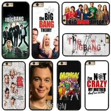0739 TV Series The Big Bang Theory cell phone bags case cover for iphone 4S 5S 5C SE 6S 7 PLUS Samsung S3 S4 S5 S6 S7 IPOD Touch