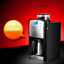 Full-Automatic Coffee Machine Household Office Italy Type Cappuccino Espresso Coffee Maker HOT SALES