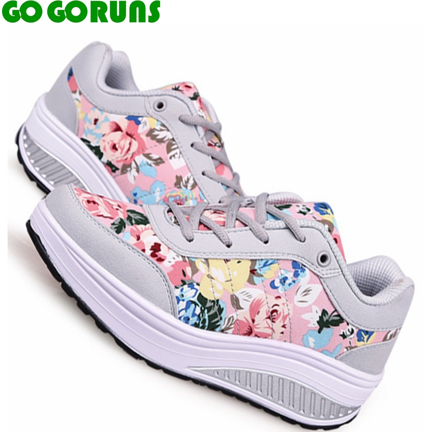 new women outdoor sport running shoes increased platform ladies sports racer jogging trainers shoes running shoes sneakers 2w25<br><br>Aliexpress