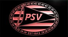 ZH007b- PSV Eindhoven Sport Vereniging Dutch Eredivisie LED Neon Light Sign(China)