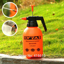 2L Garden Tools Sprayer Water Bottle Automatic Sprayer Spray Pot Watering Pot Sprinkling Can Watering Can(China)