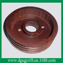 High Heat Resistance Electric cloth Insulation Wire Guide Pulley For wire drawing Machine(China)