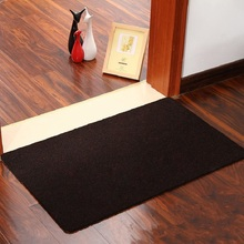 Soild Mat 1PCS/LOT Anti-Skid Catpet Used For Outdoor,Floor,Bathroom Black Red Gray Brown Mat Entrance Doormat Rectangular rugs
