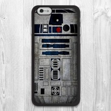 Star Wars R2D2 Robert Cell Phone Protection Cover Case for iphone 4/4s/5/5s/5c/6/6s/6plus/6s plus