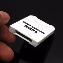 High Quality 16MB Memory Card For Nintendo Wii Gamecube GC Game Speed Shipping Retail Package