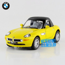 Free Shipping/1:36 Scale/Z8 (convertible)/Educational Model/Classical Pull back Diecast Metal toy car/For Kids/Collection/Gift