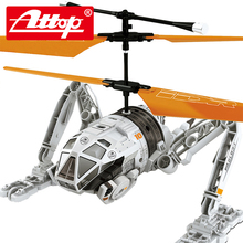 Attop YD-IDR902 Independent day official authorization model RC Helicopters gift Toys Remote controlled aircraft(China)