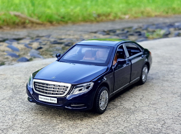 132 For TheBenz Maybach S600 (10)