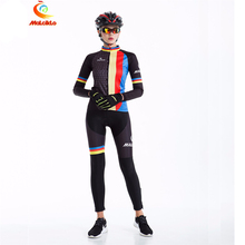 2017 High Quality Malciklo Ropa Cycling Clothing Racing MTB Bike Maillot Rock Racing Bike Clothing Ciclismo Cycling Jersey(China)