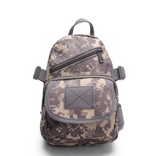2016 new male and female general  chest bag fans Army package travel leisure Shoulder Bag Mini Bag backpack