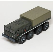 Fine Out of print Fabbri 1/72 Russia MAZ535 heavy truck Alloy model Collection model Holiday gifts