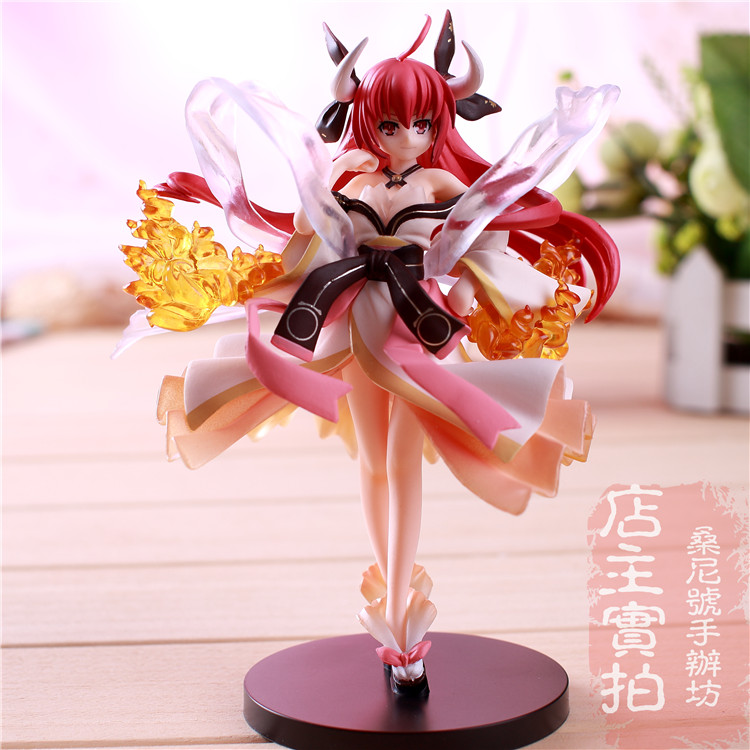 17cm Date a Live Itsuka Kotori Sexy anime Action Figures PVC brinquedos Collection Figures toys for christmas gift<br><br>Aliexpress