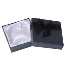 "18Pcs Black Bracelet Bangle Watch Gift Box Case 3.5x1.18"",Candy Party Holiday New Year Christmas/Wedding Gift Box"