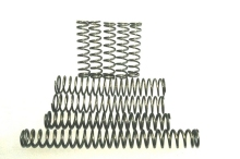 Wholesale spring steel coil spring compression springs, 2mm wire diameter x 20mm out diamter x (30-120)mm length